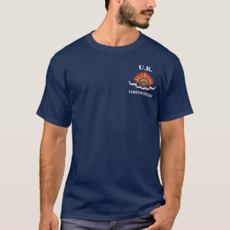 United Kingdom Fire Brigade Union Tee