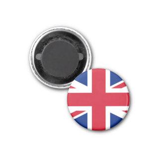 United Kingdom Flag 1 Inch Round Magnet