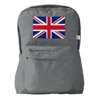 United Kingdom Flag Backpack