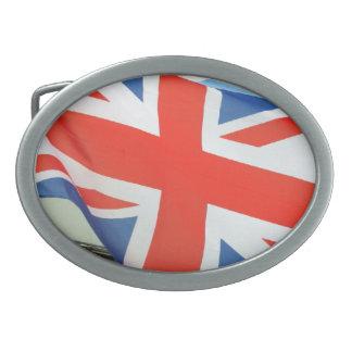 united kingdom flag belt buckles