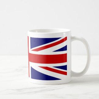 United Kingdom Flag Coffee Mug