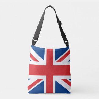 United Kingdom Flag Crossbody Bag