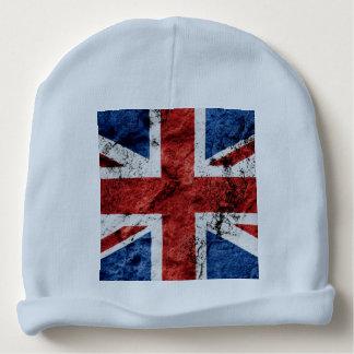 United Kingdom Flag Custom Baby Cotton Beanie Baby Beanie
