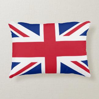 United Kingdom Flag Decorative Pillow