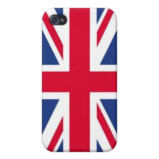 United Kingdom flag  iPhone 4 Speck case