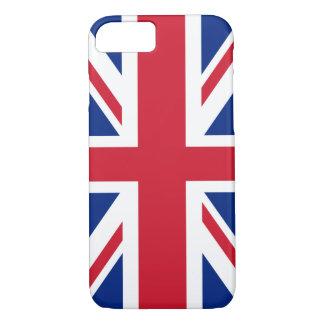 United Kingdom Flag iPhone 8/7 Case