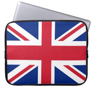 United Kingdom Flag Laptop Sleeve