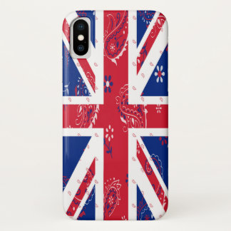 United Kingdom Flag Phone Case