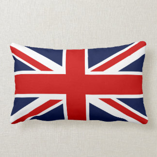 United Kingdom Flag Pillow