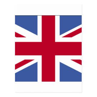 UNITED KINGDOM FLAG POSTCARD