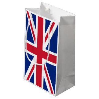 United Kingdom flag Small Gift Bag
