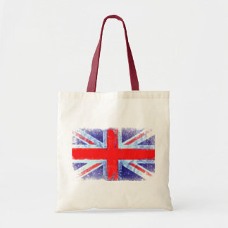 United Kingdom Flag Tote Bag