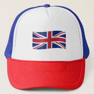 United Kingdom Flag Trucker Hat