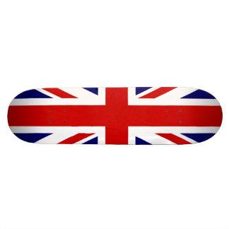 United Kingdom Flag / Union Jack Custom Skate Board