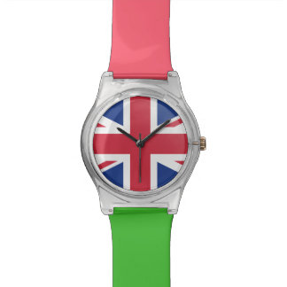 United Kingdom Flag Watch