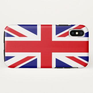 UNITED KINGDOM iPhone X CASE