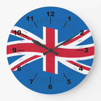 United kingdom large clock