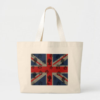 United Kingdom Large Tote Bag