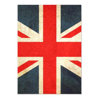United Kingdom Magnetic Invitations