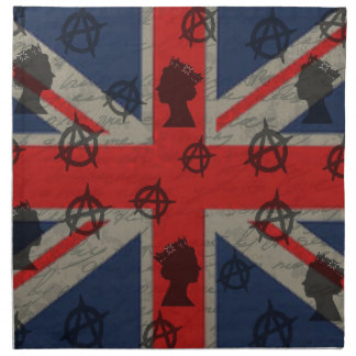 United Kingdom Napkin