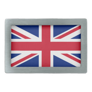 United Kingdom National Flag Belt Buckle