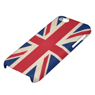 United Kingdom national flag Cover For iPhone 5C