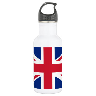 United Kingdom National World Flag 532 Ml Water Bottle