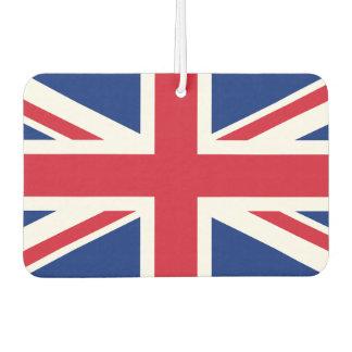 United Kingdom National World Flag Car Air Freshener