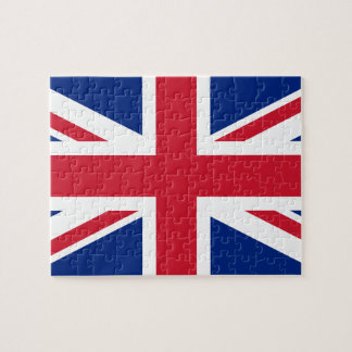 United Kingdom National World Flag Jigsaw Puzzle