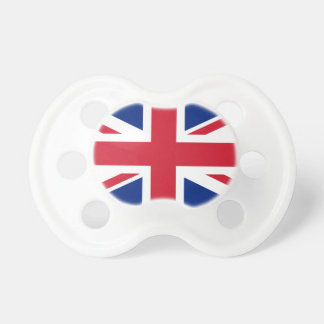 United Kingdom National World Flag Pacifier