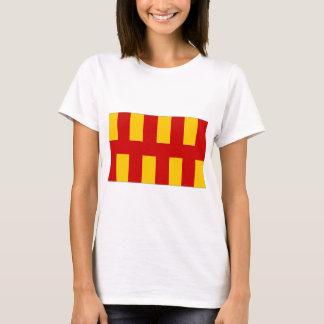 United Kingdom Northumberland Flag T-Shirt