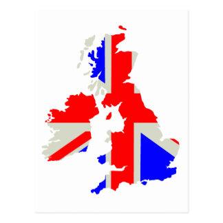 United Kingdom Post Card