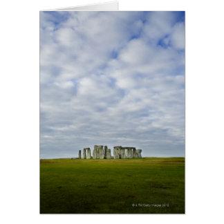 United Kingdom, Stonehenge 5 Card