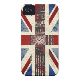 United Kingdom Symbols Case-Mate iPhone 4 Cases