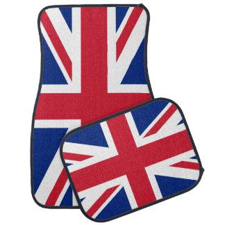 United Kingdom UK Flag Car Mat