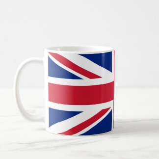 United Kingdom UK Flag Coffee Mug
