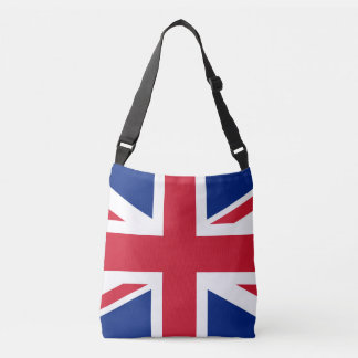 United Kingdom UK Flag Crossbody Bag