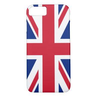 United Kingdom UK Flag iPhone 8/7 Case