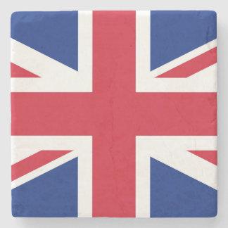 United Kingdom UK Flag Stone Coaster