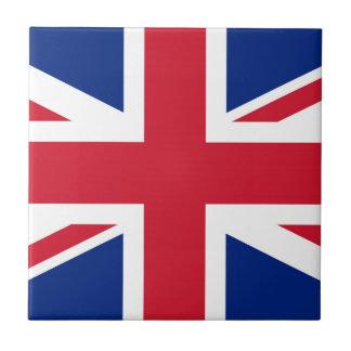 United Kingdom UK Flag Tile