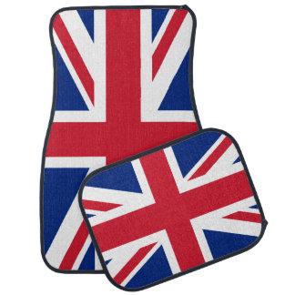 United Kingdom UK Union Jack Flag Britain Car Mat