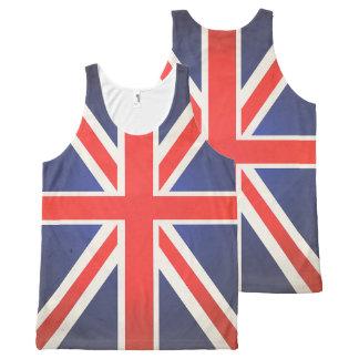 United Kingdom Union Jack Flag Custom All-Over Pri