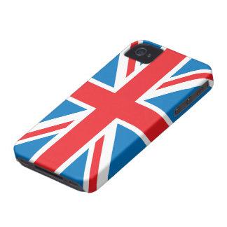 United Kingdom union jack flag iphone 4 casemate iPhone 4 Case