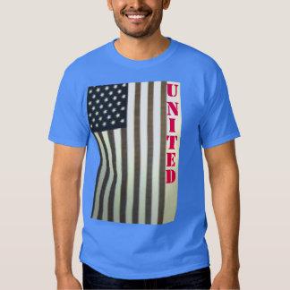 United Men's Basic Dark T-Shirt Comfortable