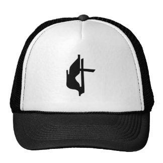 United Methodist Symbol Trucker Hat