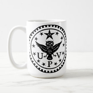 United Party of Virtue Classic White Coffee Mug