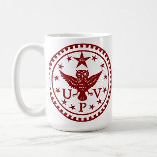 United Party of Virtue Basic White Mug