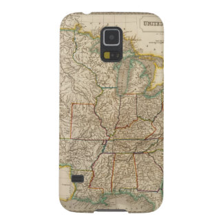 United States 12 Galaxy S5 Cover