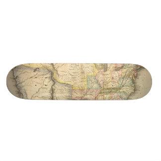 United States 29 Custom Skate Board