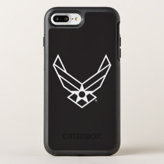 United States Air Force Logo - Black OtterBox Symmetry iPhone 8 Plus/7 Plus Case